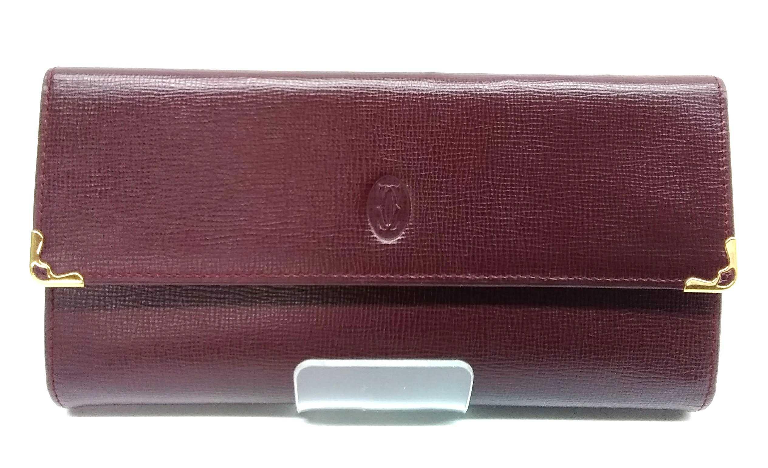 がま口財布|カルティエ