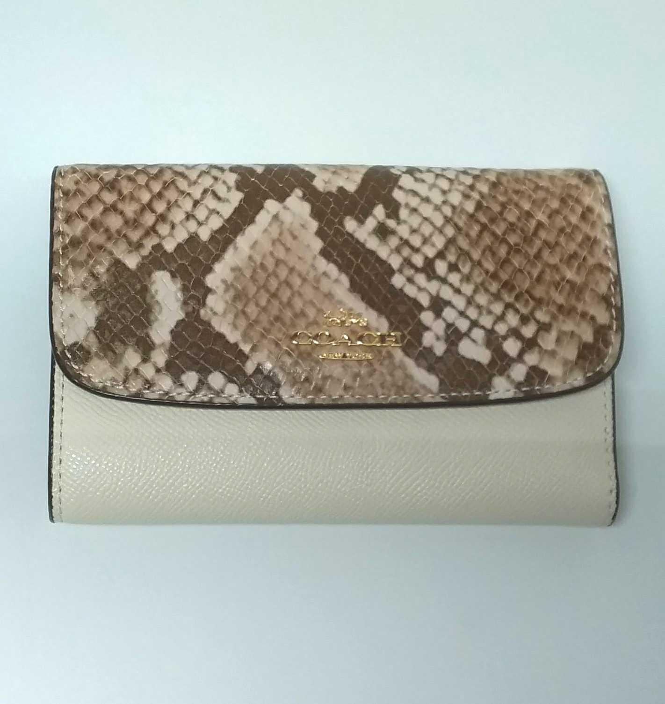 2つ折財布|COACH