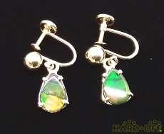 14Kイヤリング|宝飾品