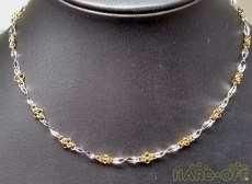 k18PT850ネックレス|宝飾品