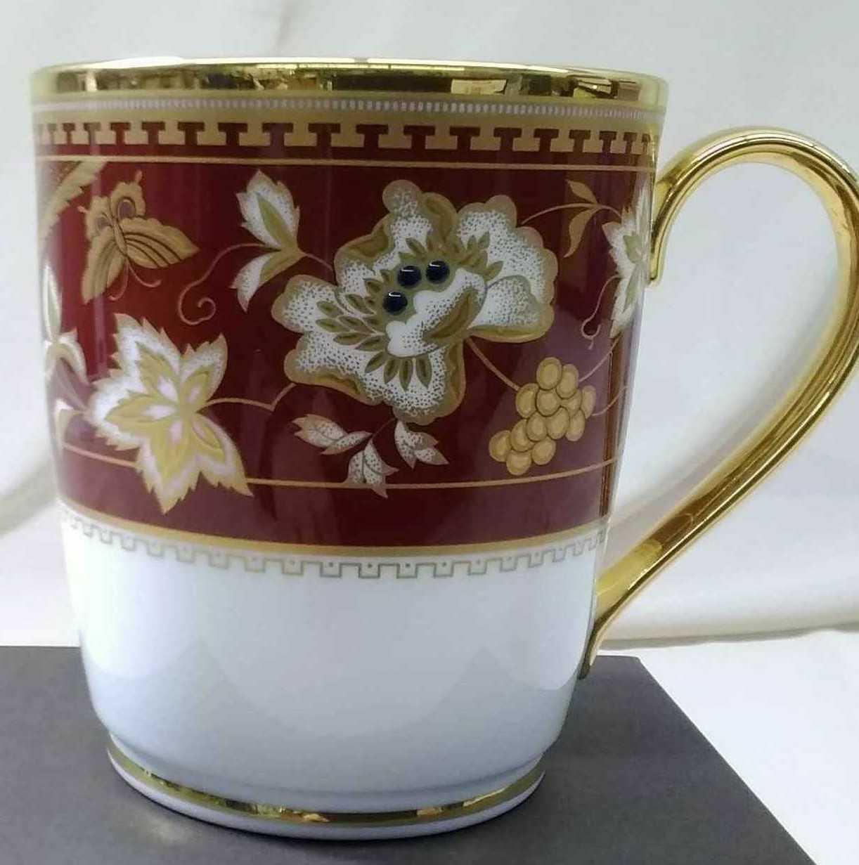 マグカップ(海老茶)|NORITAKE