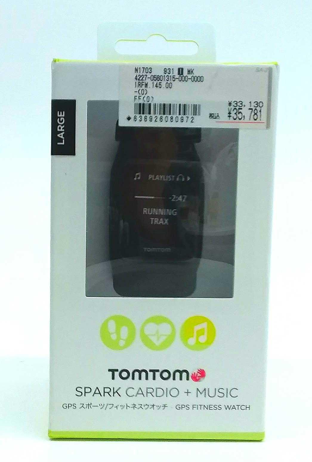 GPSランニングウォッチ|TOMTOM