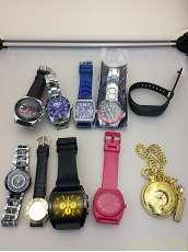 腕時計まとめ売り 保証なし|DIESEL NIXON他