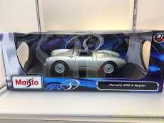 PORSHE 550 A SPYDER|MAISTO