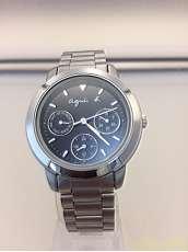 クォーツ・アナログ腕時計|AGNES B