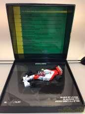 アイルトンセナ レーシングカーコレクション|MINICHAMPS