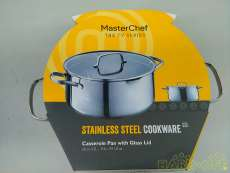 Casserole Pan with Glass lid|MASTERCHEF