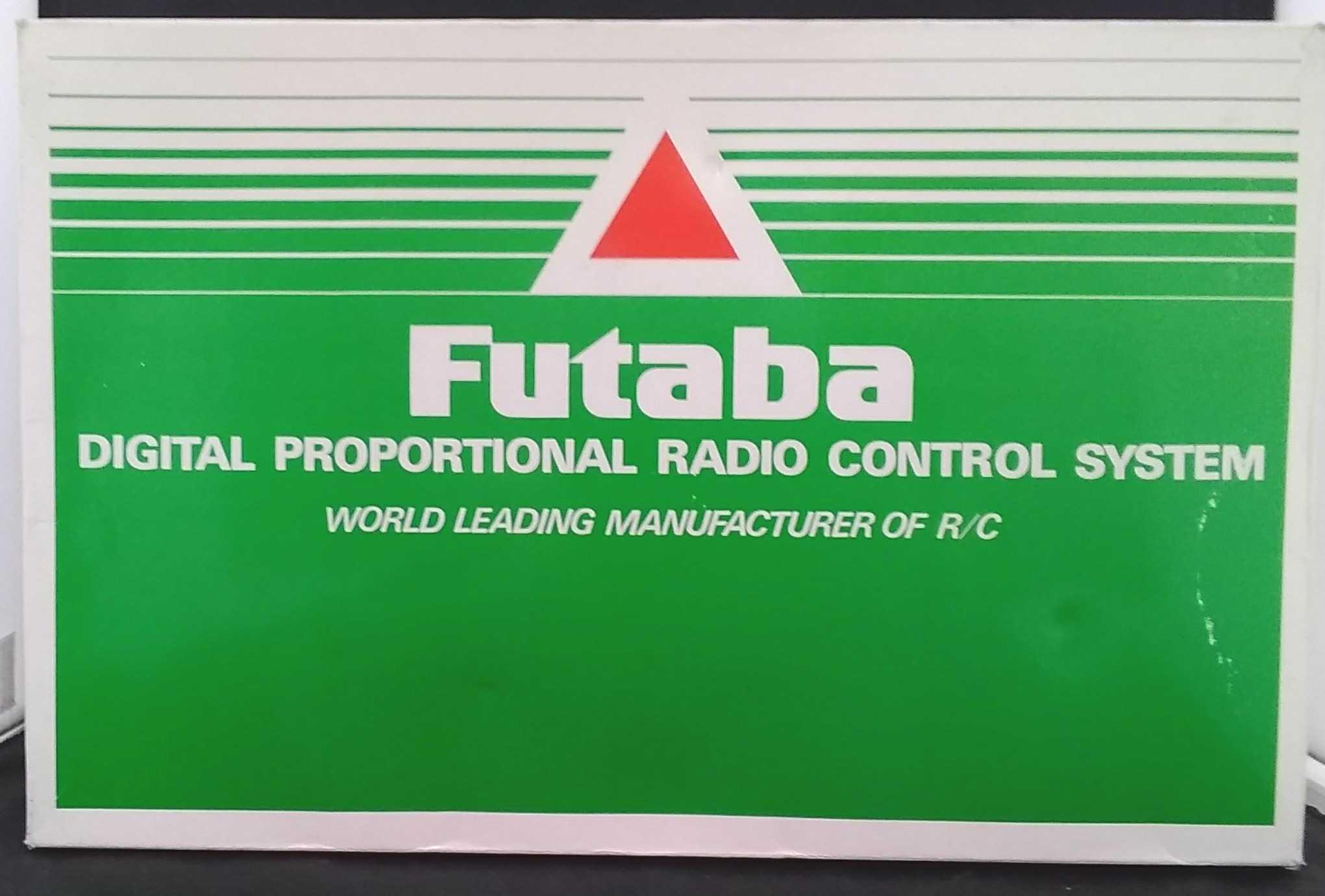 フタバ ヘリ用プロポ ジャンク FUTABA