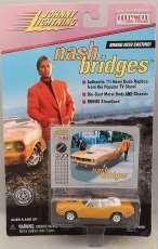 ナッシュ・ブリッジス '71 ヘミ クーダ③|JOHNNY LIGHTNING