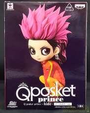 Qposket hide vol.1 ノーマルカラー.ver プライズ(BANPRESTO)