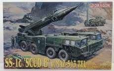 SS-1c スカッドB w/MAZ-543 TEL DRAGON