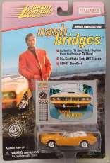 ナッシュ・ブリッジス '71 ヘミ クーダ②|JOHNNY LIGHTNING