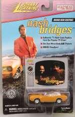 ナッシュ・ブリッジス '71 ヘミ クーダ⑦|JOHNNY LIGHTNING