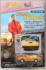 ナッシュ・ブリッジス '71 ヘミ クーダ①|JOHNNY LIGHTNING