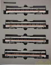 383系ワイドビューしなの4両増結セット KATO