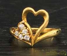 石付リング|宝石付きリング