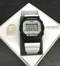 BAPEコラボ 腕時計(クォーツ)|CASIO