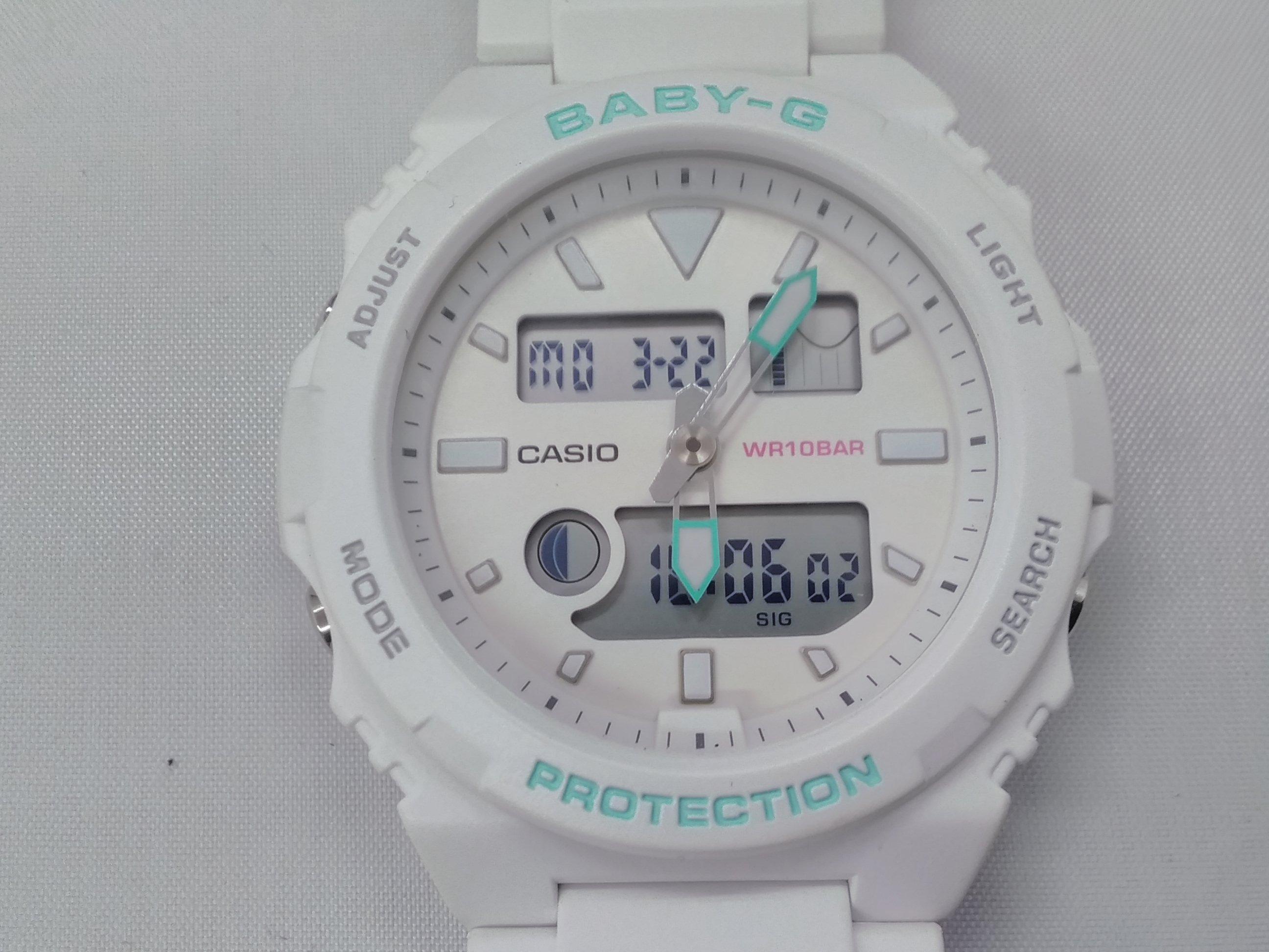 BABY-G|CASIO