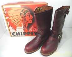 スチールエンジニアブーツ CHIPPEWA
