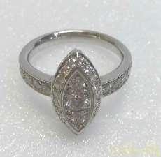 ダイヤリング|宝石付きリング