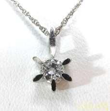 ダイヤネックレス|宝石付きネックレス