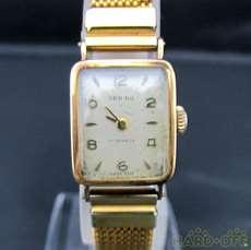 手巻き腕時計 DEN-RO