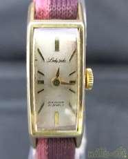 LADYSEIKO 21石手巻き時計