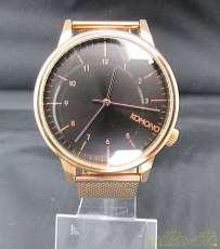 クォーツ・アナログ腕時計|KOMONO
