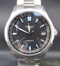 OCEANUS 電波ソーラー腕時計 CASIO