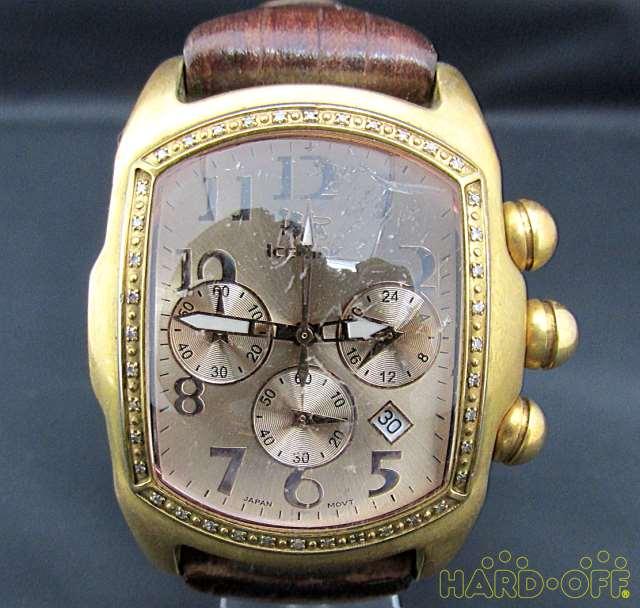 ICE LINK|クォーツ腕時計|HARDOFFNETMALL|WEBNo.2031600000009768