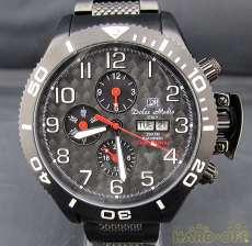 クロノグラフ自動巻き腕時計|DOLCE MEDIO