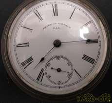 機械式懐中時計|WALTHAM