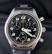 クォーツ・アナログ腕時計|ZENO