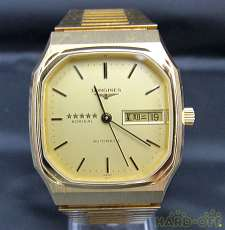 クォーツ・アナログ腕時計 LONGINES
