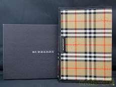 ブックカバー|BURBERRY