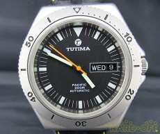 自動巻き腕時計 TUTIMA