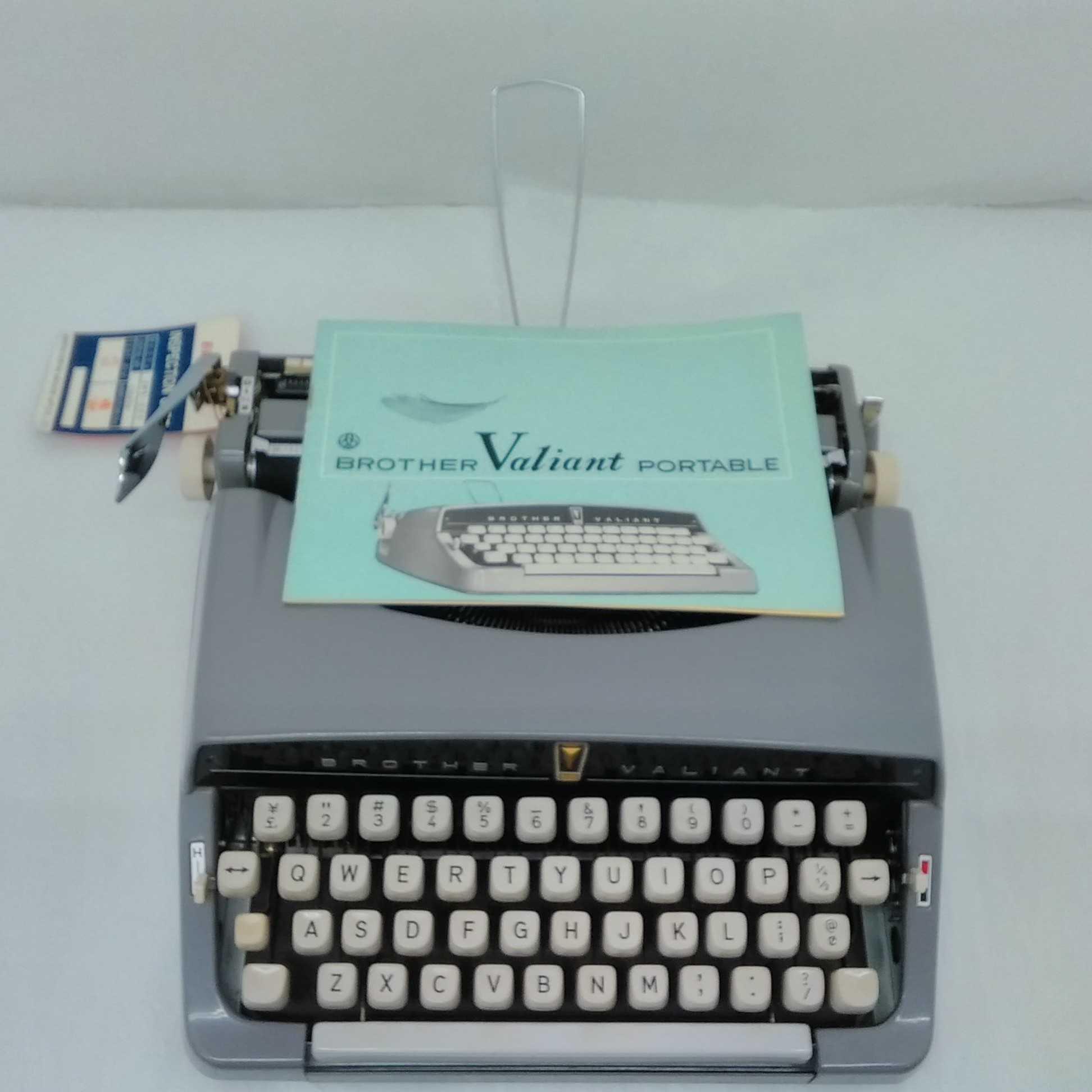 ポータブルタイプライター|ブラザー