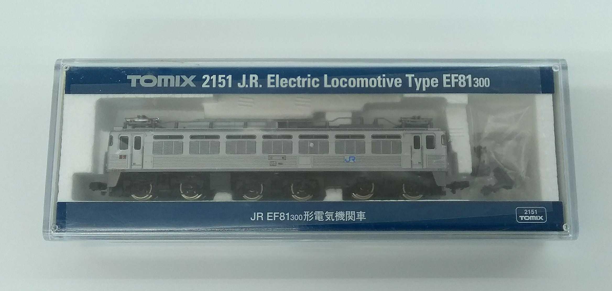JR EF81|TOMIX