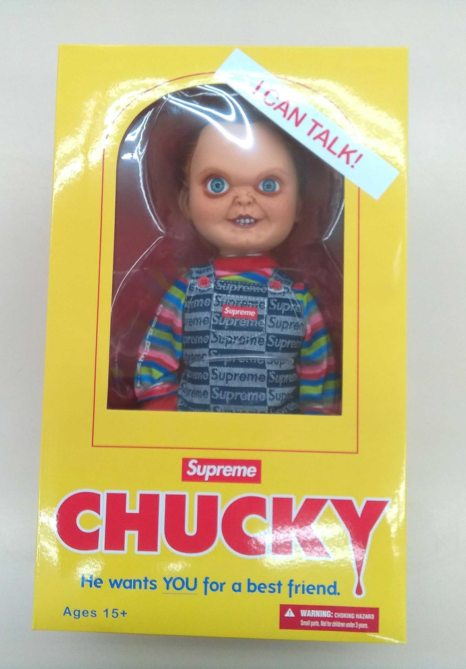CHUCKY DOLL|SUPREME