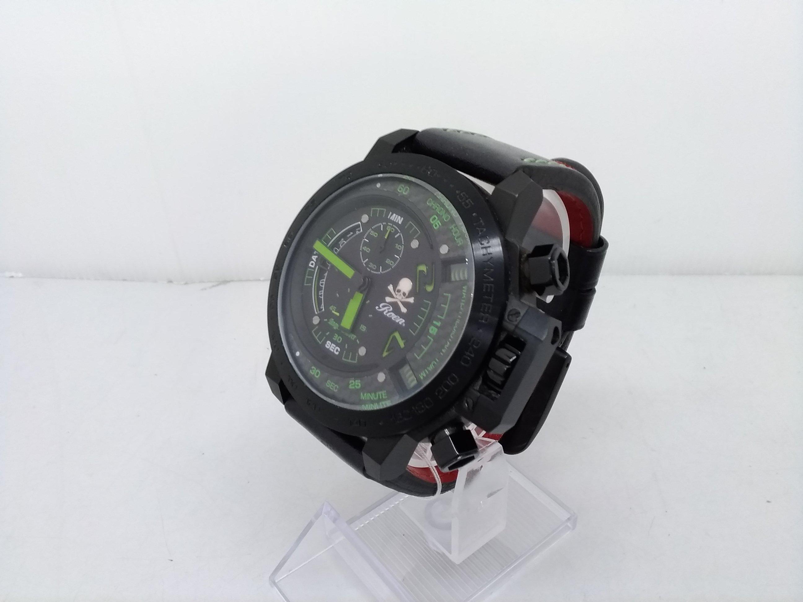 クォーツ・アナログ腕時計|ROEN×ANGELCLOVER