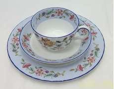 カップ&ソーサー&ケーキ皿|Minton