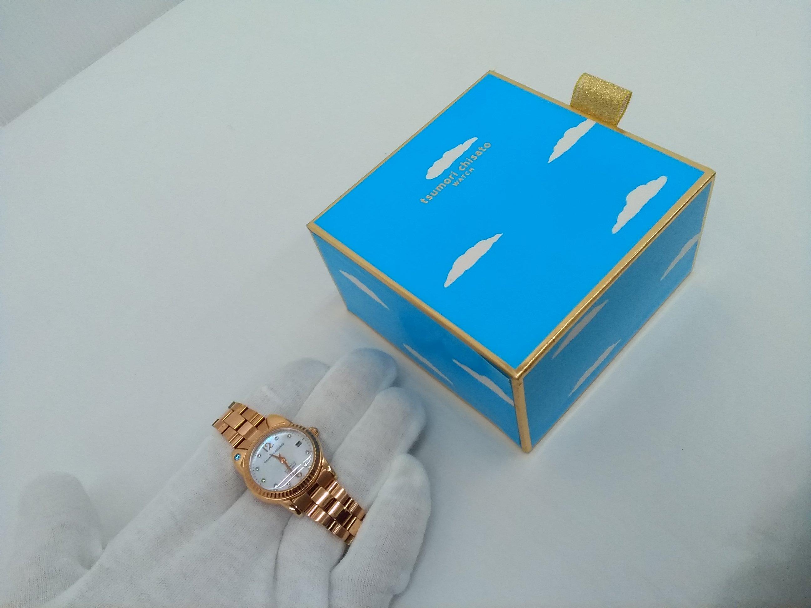 自動巻き腕時計|TSUMORI CHISATO