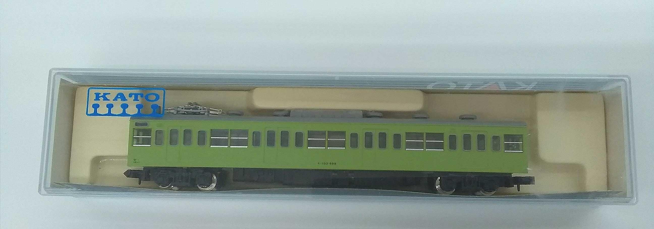 モハ103 699|KATO