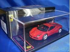 未開封品 Ferrari 488 GTB 2015 BBR
