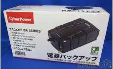 電源バックアップ サージ保護機能付 小型UPS(無停電電源装置) CYBER GADGET