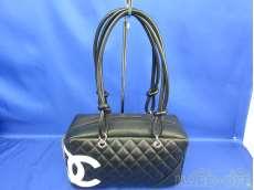 カンボンボーリングバッグ|CHANEL