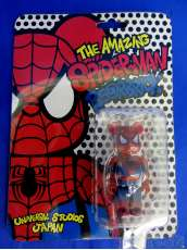 THE AMAZNG SPIDER-MAN BE@RBRICK|MEDI COM TOY