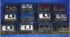 シャコタン・ブギ ミニカーのみ12種コンプセット