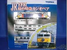 JR EF81 寝台特急カシオペア