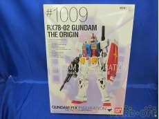 RX78-02 GUNDAM THE ORIGIN BANDAI